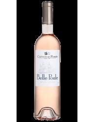 Rosé Belle Poule 2019 Château du Rouët - 1