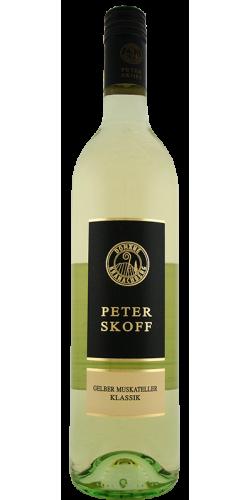 Gelber Muskateller 2018 Skoff Peter - 1