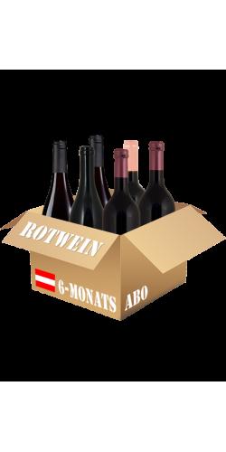 Halbjahres-Wein-Abo für Österreich  - 1