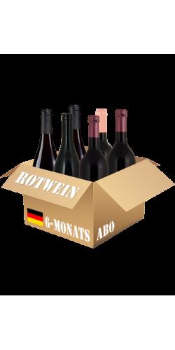 Halbjahres-Wein-Abo für Deutschland  - 1
