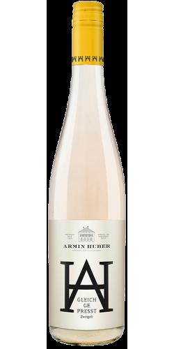 Blauer Zweigelt Gleichgepresst bio 2019 Huber Armin - 1