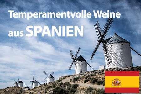 Weine aus Spanien