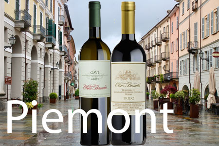 Piemont-Weine