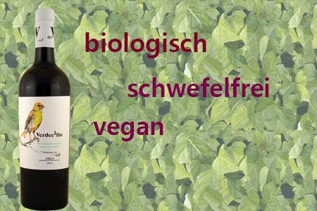 Verdecillo Wein
